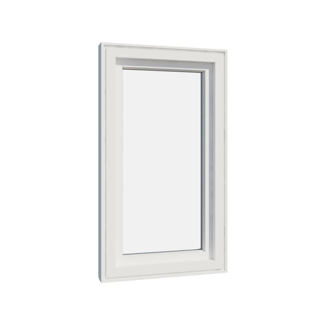 Vikeså vindu - Antikvariske vindu med kittfals - V100 serien / V100 innvendig