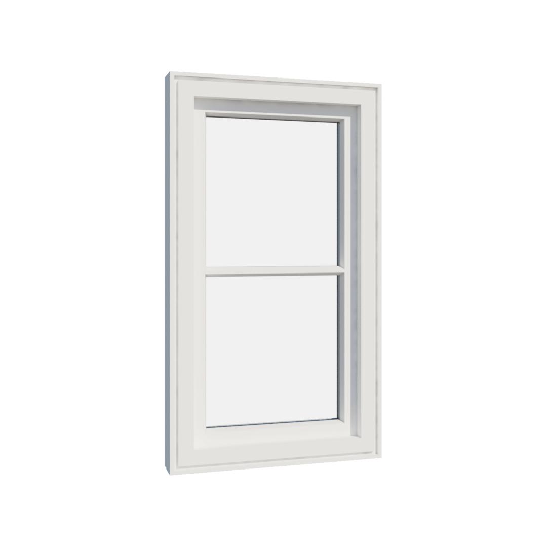 Vikeså vindu - Antikvariske vindu med kittfals - V100 serien / V102 innvendig