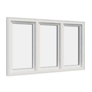 Vikeså vindu - Antikvariske vindu med kittfals - V300 serien / V300 innvendig